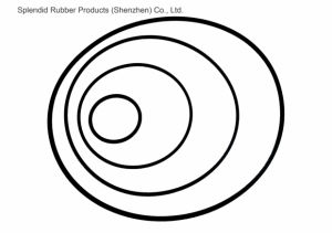 Heat Resistant NBR/Nitrile Rubber O-Rings Seals