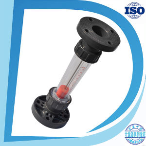 Flange Connection Plastic as Liquid Rotameter Air Water Rota Flow Meter pictures & photos