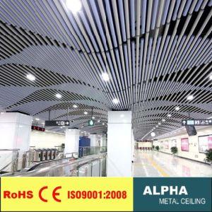Aluminum False Suspended O Shaped Profile Baffle Ceiling pictures & photos