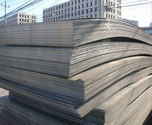 Q345D Carbon Structural and Low Alloyed Steel Plates/Wide Plate pictures & photos