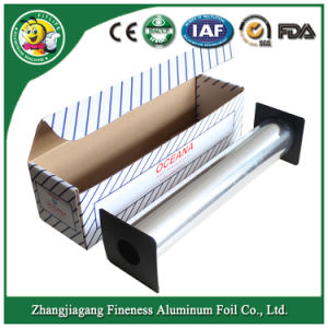 Household Aluminum Foil Rolls for Food Wrapping pictures & photos