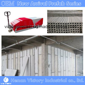 Main Product Prefabricated Light Weight Wall Panel Molding Machine Partition Wall Extruder pictures & photos