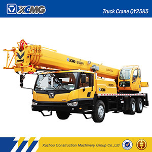 XCMG Official Manufacturer Qy25k5-I 25ton Truck Crane pictures & photos