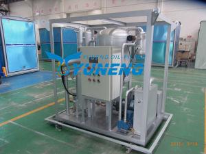Vacuum Turbine Oil Purifier Machine Oil Purification System pictures & photos