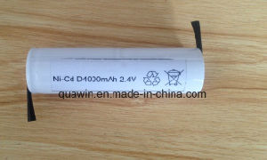 Emergency Light NiCd Battery Pack 2.4V pictures & photos