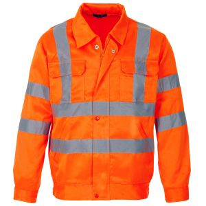 Safety Reflective Jacket with En20471 (C2472) pictures & photos