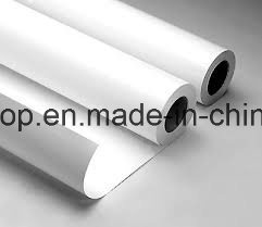 PVC Self Adhesive Vinyl Screen Printing Window Film (90mic 120g relase paper) pictures & photos