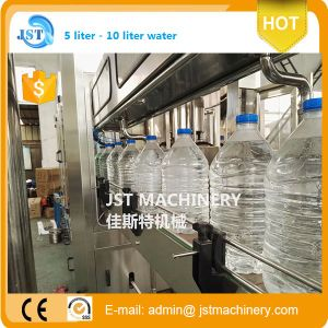 Automatic 5 Liter Water Filling Packing Machine pictures & photos