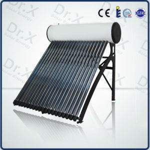 Galvanized Pressurized Solar Water Heater pictures & photos