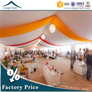 Customized Size Fabric Structure German Standard Event Tent for 300 People pictures & photos