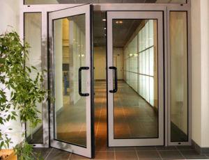 Good Quality Aluminium Casement Door Manufacturer pictures & photos