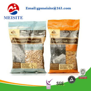 Three Side Seal Custom Printed Stand up Pouch/Plastic Food Packaging pictures & photos