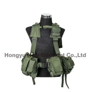 Tactical Assault Hunting & Shooting Vest for Military Use (HY-V060) pictures & photos
