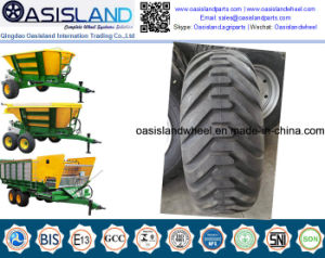 Agricultural Flotation Tire (400/60-22.5) for Trailer and Spreader pictures & photos