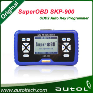 Original Superobd Skp-900 Hand-Held OBD2 Auto Key Programmer Skp900 Key Programmer Update Online Latest Version pictures & photos