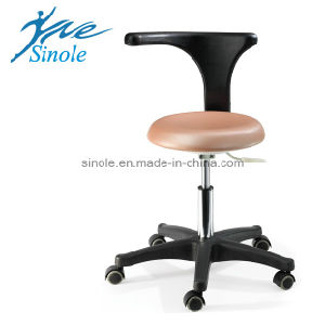 Dental Stool Leather Dental Stool (08035) pictures & photos