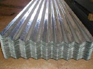 Corrugated Hot Dipped Galvanized Steel Sheet in Compertitive Price pictures & photos