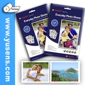 4X6 Glossy Inkjet Photo Paper pictures & photos