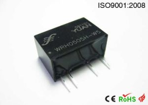 0.1-2W High Isolation, Regulated Voltage Output DC DC Converter pictures & photos