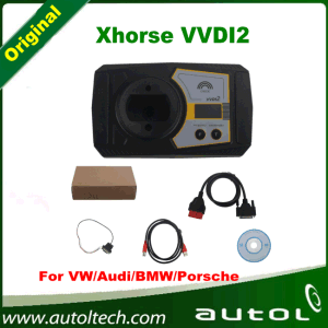 Newly Xhorse Vvdi2 V1.0.8 Commander Key Programmer for VW/Audi/BMW/Porsche Full Version pictures & photos