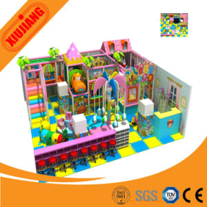 Amusement Park Indoor Playground Plastic Children Toy (XJ5051) pictures & photos