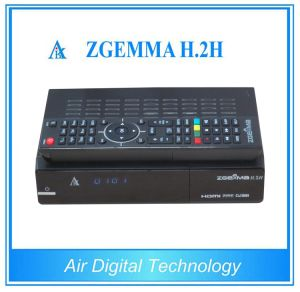 HD DVB S2 DVB T2/C Satellite Decoder Original Zgemma H. 2h pictures & photos