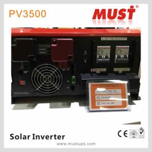 4HP 48V 8kw Pure Sine Wave Generator Inverter Price Solar Inverter pictures & photos