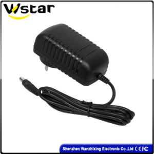 12V 1.5A Australia Standard Plug Wall Charger pictures & photos