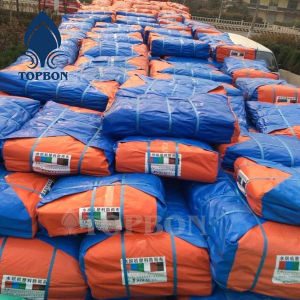 High Quality Factory Price Waterproof PE Tarpaulin Tb125 pictures & photos