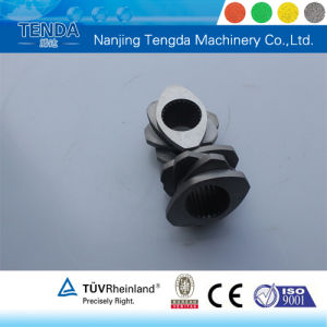 Ce Spare Part Screw for Nanjing Tengda Double-Screw Plastic Extruder pictures & photos