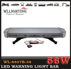 LED Strobe Police Emergency Warning Lightbar with Linear Lens pictures & photos