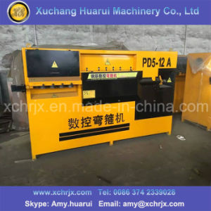 CNC Automatic Steel Bender/Bar Bender and Bar Cutter/Steel Rod Bender pictures & photos