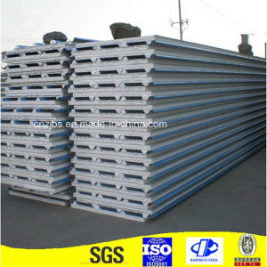 Lightweight Steel Insualtion EPS Foam Exterior Sandwich Wall Panel pictures & photos