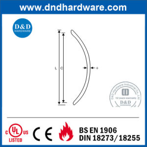 Hardware Tubular Handle for Doors with UL Certificated (DDPH014) pictures & photos