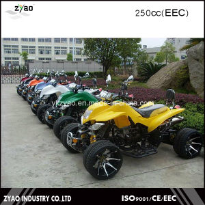 12inch Alloy Wheel Quad with EEC Approved 250cc Water Cooled Engine ATV Reverse Gear pictures & photos
