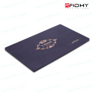 Promotion ISO 14443A or 15693 13.56MHz RFID Business ID Card pictures & photos