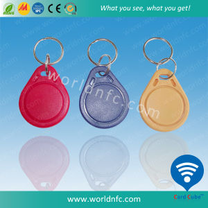High Quality Waterproof ABS T5577 RFID Keyfob pictures & photos