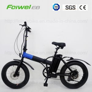 "20"" Fat Tire Folding E-Bike with TUV (TDN01Z-C1) pictures & photos"