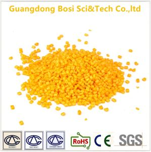Yellow Plastic Masterbatch for Injection