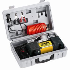 Car DC12V 100psi Metal Air Compressor Kit pictures & photos