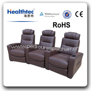 Noble Modern Recliner Chair for Watching Movie (T016-D) pictures & photos