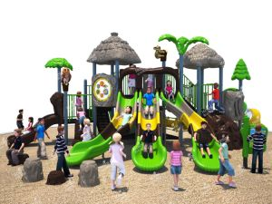 Kaiqi Forest Series Children′s Playground (KQ50015B) (Popular Product Line) pictures & photos