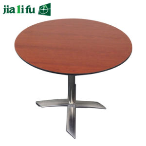 Jialifu Antique Round Solid Compact Laminate Tabletop pictures & photos