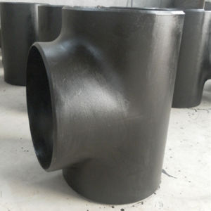 Good Price 18inch Std ASTM A860 Wphy65 Equal Tee pictures & photos