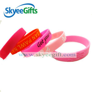 Cheap Silicone Wristband for Sport pictures & photos