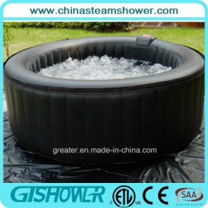 Computerized Inflatable Portable Outdoor SPA Tub (pH050018) pictures & photos