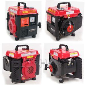 800W Digital Gasoline Inverter Generator pictures & photos