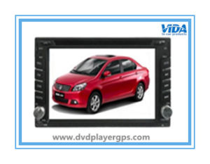 6.2 Inch Universal 2-DIN Car Audio with GPS/Bt/iPod pictures & photos