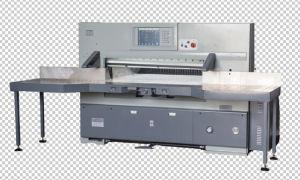 Computerized Paper Cutting Machine (SQZ-137CTN KC) pictures & photos