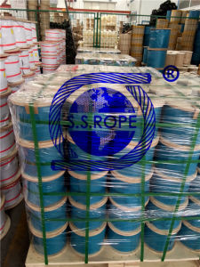 Stainless Steel Wire Rope 7*7-2.5mm pictures & photos